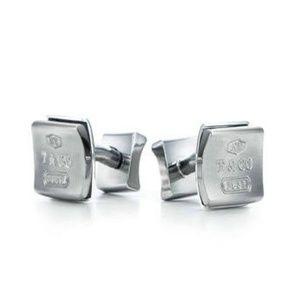 Tiffany & Co 1837 Cuff Link